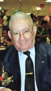 Manuel De La Garza Obit Pic
